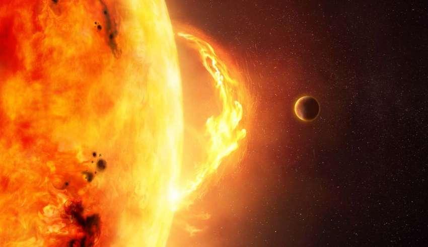 llamarada solar apocaliptica 2019 850x491 - Analistas de Saxo Bank predicen una llamarada solar apocalíptica para el 2019