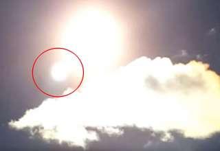misterioso objeto nibiru 320x220 - Graban un misterioso objeto junto al Sol a plena luz del día, ¿se acerca Nibiru?