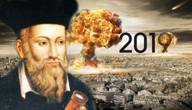 nostradamus tercera guerra mundial 2019 384x220 - Nostradamus predijo la Tercera Guerra Mundial para el 2019