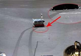 alunizaje china falso 320x220 - Una foto demuestra que el alunizaje de la sonda china Chang'e-4 en la cara oculta de la Luna es falso