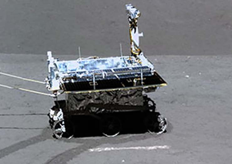 alunizaje sonda china luna falso - Una foto demuestra que el alunizaje de la sonda china Chang'e-4 en la cara oculta de la Luna es falso