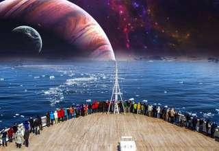 crucero tierra plana 320x220 - Los terraplanistas organizan un crucero para demostrar que la Tierra es plana