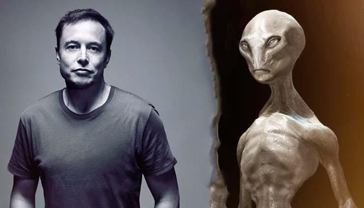 elon musk extraterrestre - Elon Musk denuncia a través de Twitter que Neil Armstrong es un extraterrestre