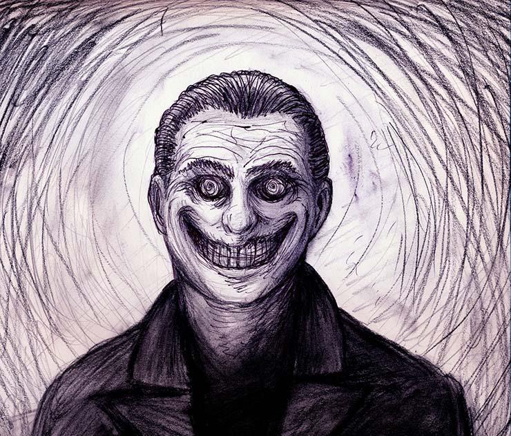 encuentros hombre sonriente - Aterradores encuentros con el 'hombre sonriente'