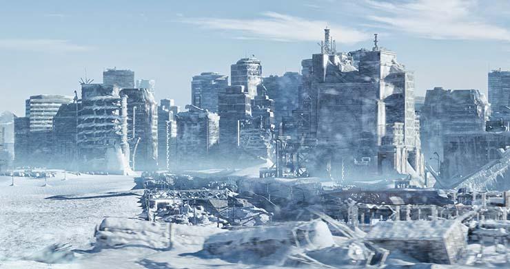 ha comenzado nueva edad de hielo - Científicos advierten que ha comenzado una nueva Edad de Hielo