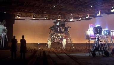 stanley kubrick luna 384x220 - Director de cine asegura tener pruebas de que Stanley Kubrick rodó la falsa llegada a la Luna