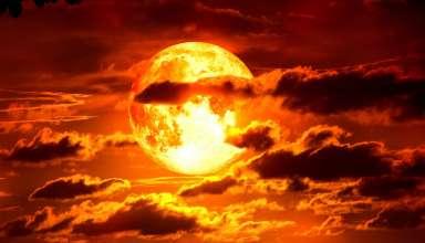 """superluna sangre lobo profecia biblica 384x220 - Vinculan la """"Superluna de sangre de lobo"""" con la profecía bíblica de los '10 días'"""