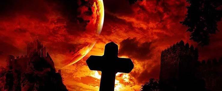 """superluna sangre lobo profecia - Vinculan la """"Superluna de sangre de lobo"""" con la profecía bíblica de los '10 días'"""