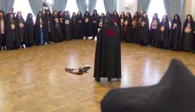 brujas rusas 384x220 - Brujas rusas realizan un megaritual de magia negra contra occidente