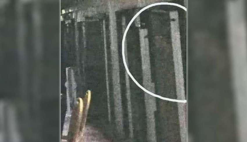 fantasma antigua carcel irlandesa 850x491 - Una mujer fotografía el fantasma de un vigilante en una antigua cárcel irlandesa