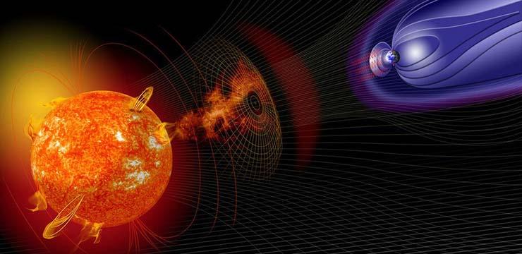 inversion campo magnetico apocaliptica profecia - Expertos relacionan la inminente inversión del campo magnético con la apocalíptica profecía de diciembre