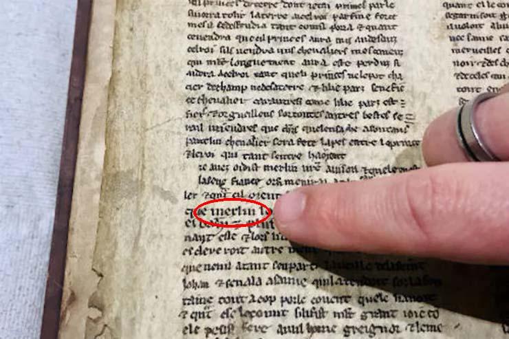merlin el rey arturo santo grial - Encuentran manuscritos perdidos que demuestran cómo Merlín, el Rey Arturo y el Santo Grial existieron