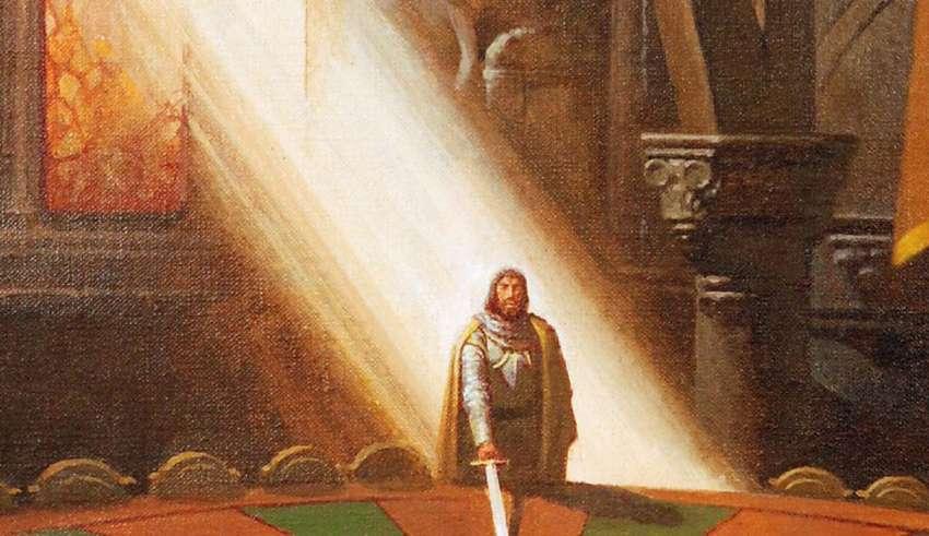 merlin rey arturo santo grial 850x491 - Encuentran manuscritos perdidos que demuestran cómo Merlín, el Rey Arturo y el Santo Grial existieron