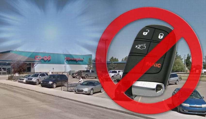 misteriosa fuerza invisible 850x491 - Una misteriosa fuerza invisible está bloqueando las llaves de los coches en una ciudad canadiense