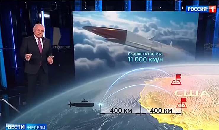 rusia misiles nucleares estados unidos - Rusia amenaza con lanzar misiles nucleares a Estados Unidos, ¿inminente Tercera Guerra Mundial?