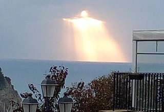 imagen de jesus 320x220 - Una imagen de Jesús en el cielo sobre una ciudad italiana confirma el fin de los tiempos