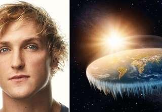 logan paul tierra plana 320x220 - El popular youtuber Logan Paul viajará a la Antártida para demostrar que la Tierra es plana