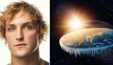 logan paul tierra plana 384x220 - El popular youtuber Logan Paul viajará a la Antártida para demostrar que la Tierra es plana