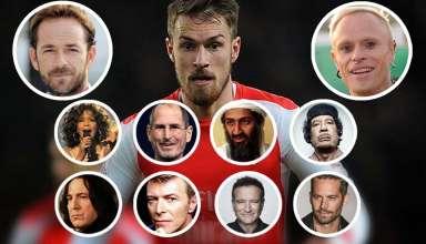 maldicion jugador futbol 384x220 - La maldición de un jugador de fútbol británico se cobra dos nuevas víctimas: el actor Luke Perry y el cantante Keith Flint