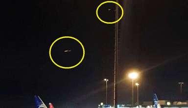 ovnis aeropuerto internacional jorge chevez 384x220 - Las autoridades peruanas confirman la presencia de dos ovnis en el Aeropuerto Internacional Jorge Chávez