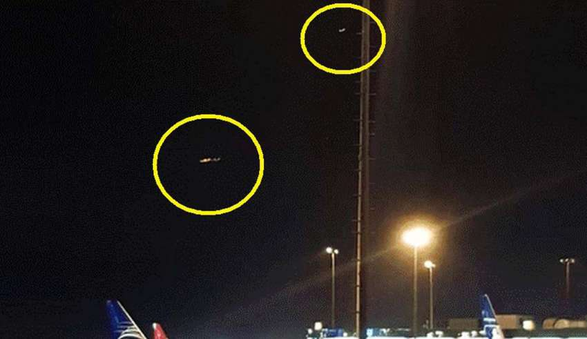 ovnis aeropuerto internacional jorge chevez 850x491 - Las autoridades peruanas confirman la presencia de dos ovnis en el Aeropuerto Internacional Jorge Chávez