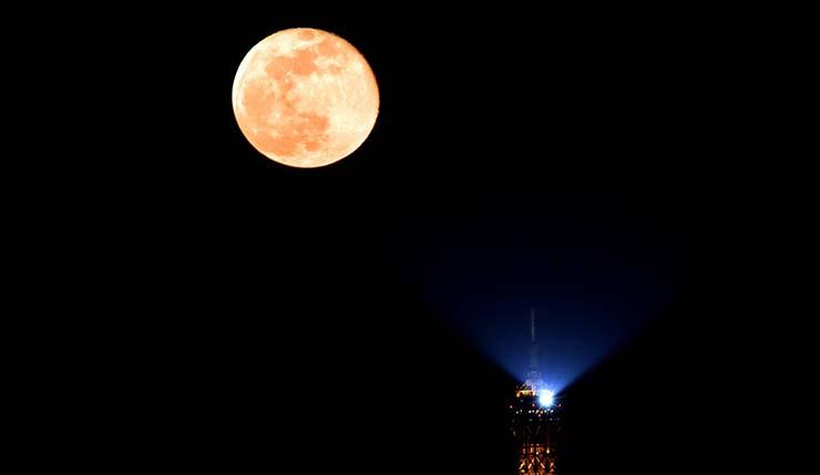 superluna gusano equinoccio primavera - Superlunadegusano y equinoccio de primavera: la señal apocalíptica definitiva