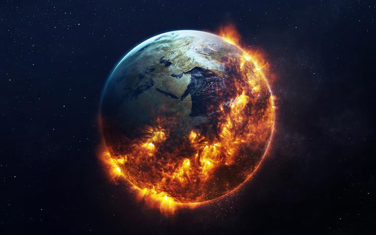tormenta solar acabar vida tierra - Investigadores suecos advierten que una tormenta solar podría acabar con la vida en la Tierra este año