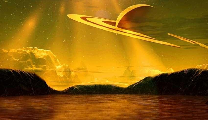 vida extraterrestre titan 850x491 - La NASA revela que hay vida extraterrestre en Titán