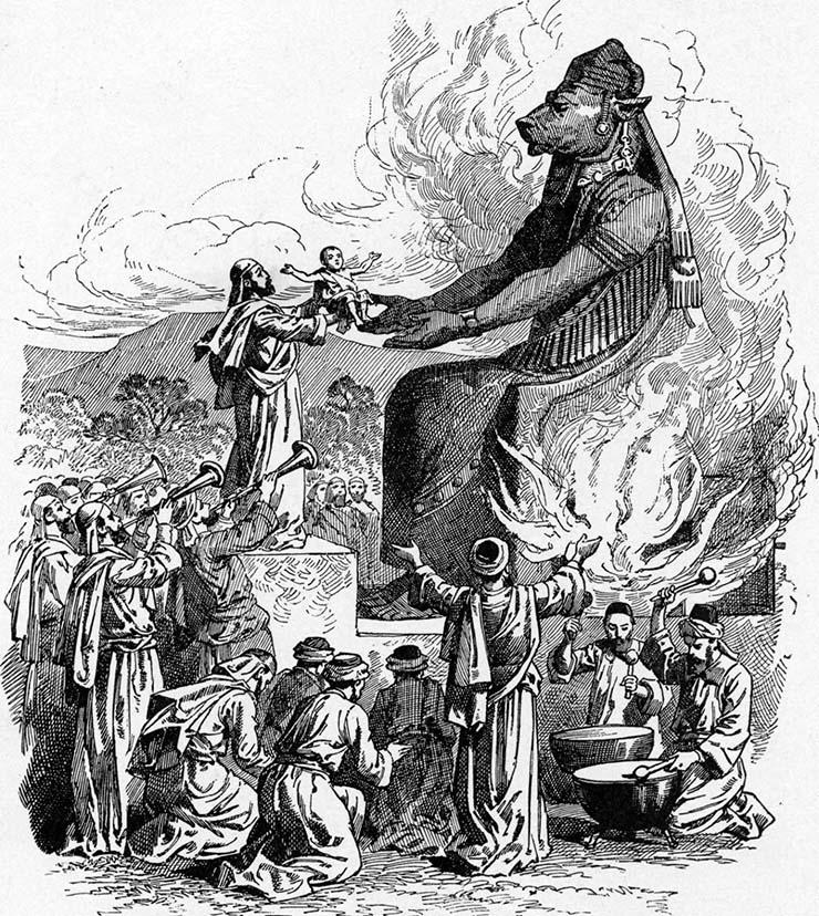 abril fuego sacrificios humanos - Abril, mes del fuego y sacrificios humanos