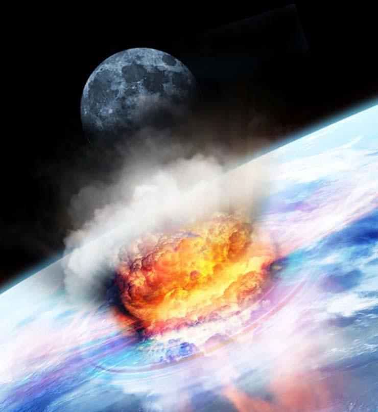 asteroide apofis tierra - Revelan la fecha en que el asteroide Apofis impactará contra la Tierra: el viernes 13 de abril de 2029