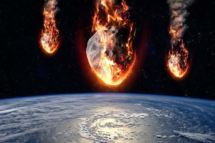 asteroide catastrofico impactar tierra - El jefe de la NASA advierte que un asteroide catastrófico podría impactar contra la Tierra en cualquier momento