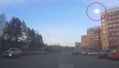 bola fuego siberia 384x220 - Una nueva bola de fuego explota sobre Siberia y ya son tres en los últimos meses, ¿inminente apocalipsis planetario?