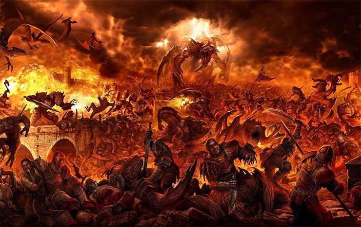 demonios para invocar - Los mejores y más poderosos demonios para invocar