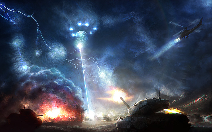 ex presidente de polonia extraterrestre - El ex presidente de Polonia advierte de una inminente invasión extraterrestre