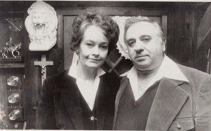 lorraine warren investigadora paranormal - Muere Lorraine Warren, la investigadora paranormal que inspiró la saga de películas 'Amityville' y 'The Conjuring'