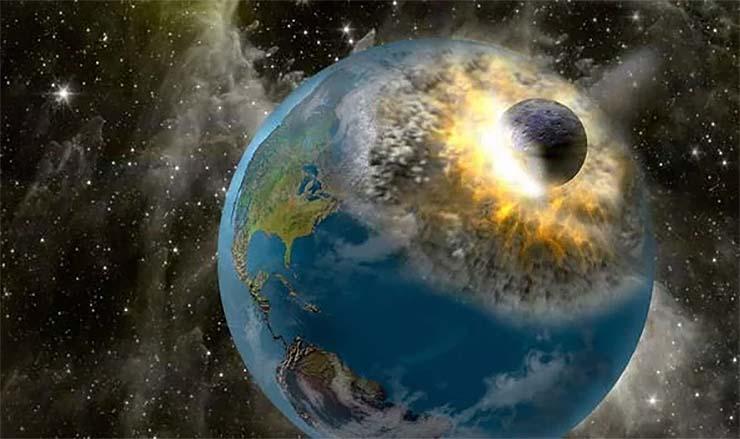 Nasa impacto de um asteróide apocalíptico - NASA se prepara para o impacto iminente de um asteróide apocalíptico