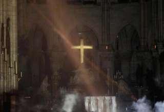 profecias catedral notre dame 320x220 - Se cumplen TODAS las profecías: Un gran incendio destruye la catedral de Notre Dame