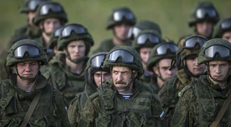 soldados telepatia combate - El Ministerio de Defensa ruso afirma tener súper soldados entrenados para usar telepatía en combate