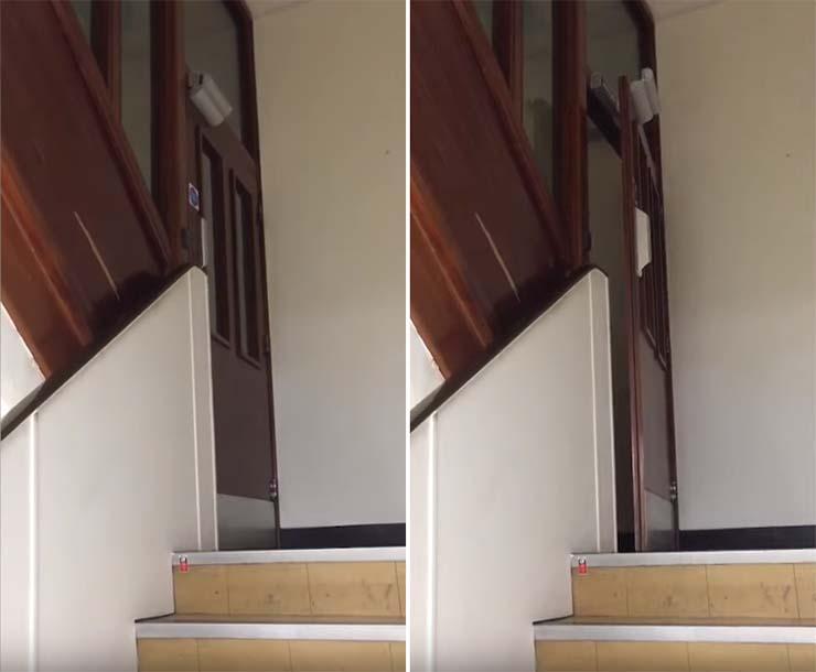 fenomenos paranormales en hospital - Enfermeras británicas denuncian fenómenos paranormales en un hospital y tienen un video que lo demuestra