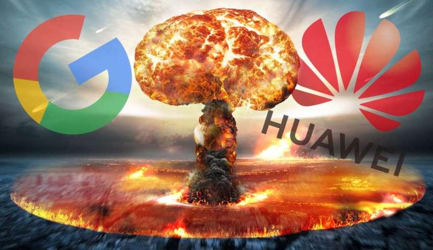 huawei tercera guerra mundial 850x491 - Se cumplen las profecías: El veto de Google a Huawei es el comienzo de la Tercera Guerra Mundial