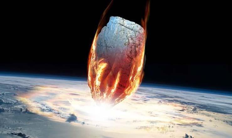 impacto asteroide 2019 - Varias profecías anuncian el impacto de un asteroide en 2019