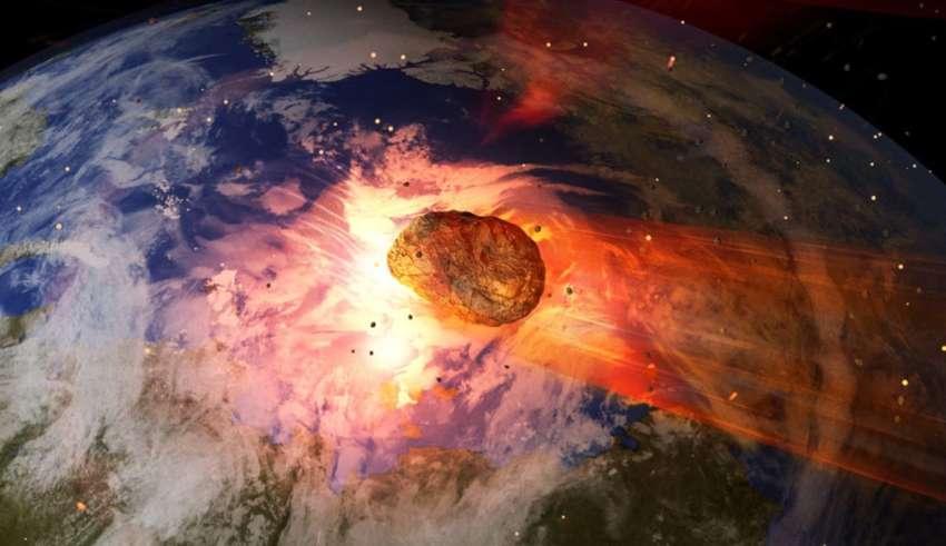impacto de asteroide 2019 850x491 - Varias profecías anuncian el impacto de un asteroide en 2019