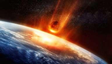 monstruoso asteroide 384x220 - La NASA advierte que se acerca un monstruoso asteroide y que podría impactar contra la Tierra el próximo domingo