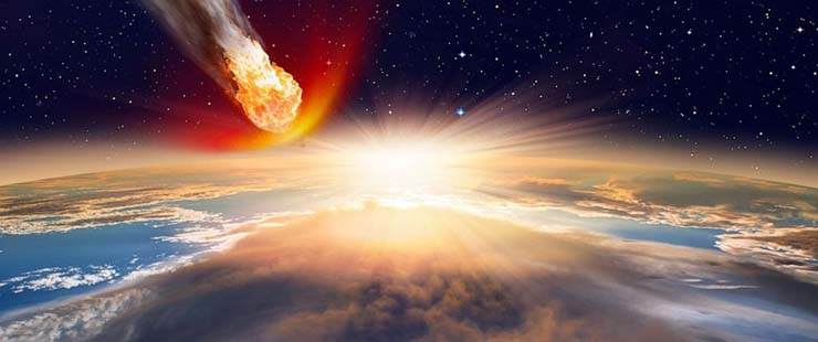 nasa monstruoso asteroide - La NASA advierte que se acerca un monstruoso asteroide y que podría impactar contra la Tierra el próximo domingo