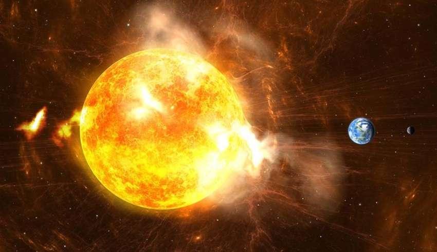 poderosa tormenta solar 850x491 - Se acerca una poderosa tormenta solar que nos podría hacer regresar a la Edad de Piedra