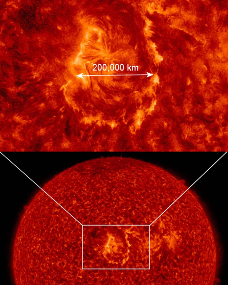 poderosa tormenta solar edad piedra - Se acerca una poderosa tormenta solar que nos podría hacer regresar a la Edad de Piedra