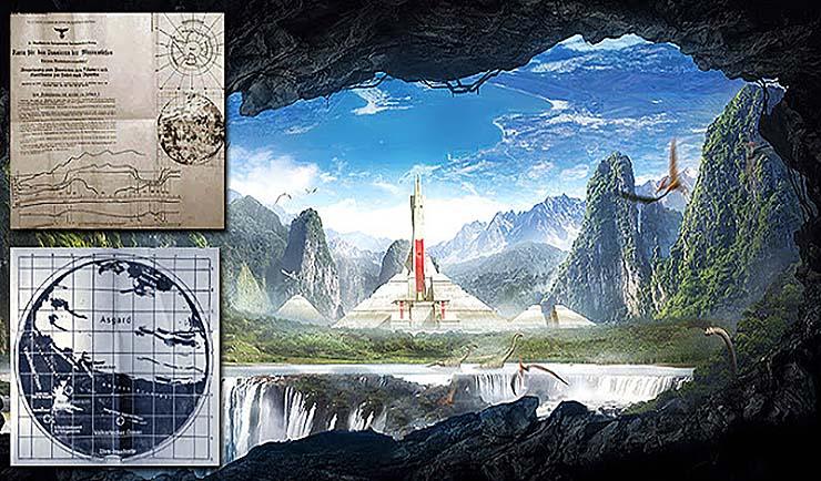secretos de tierra hueca - Los secretos de la Tierra Hueca