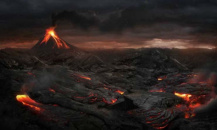 supervolcan de yellowstone - Geólogos advierten que el supervolcán de Yellowstone está a punto de erupcionar