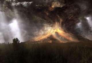 supervolcan yellowstone 320x220 - Geólogos advierten que el supervolcán de Yellowstone está a punto de erupcionar