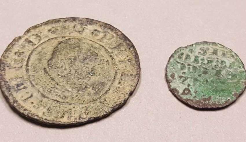 utah moneda espanola 850x491 - Encuentran en Utah una moneda española acuñada 200 años antes de la llegada de Colón al Nuevo Mundo